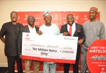 Civil Servant Becomes Highest Winner in Airtel RedHot Promo-marketingspace.com.ng