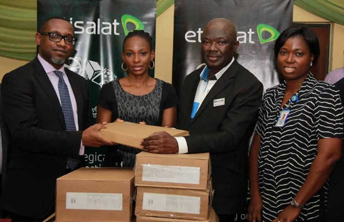 Etisalat Boosts Healthcare System with Donation to Gbagada General Hospital -marketingspace.com.ng