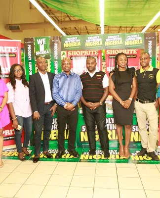 """Shoprite Launches 'Proudly Nigeria Product"""" Campaign-marketingspace.com.ng"""