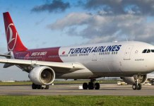 Turkish Airlines Adds Two New Routes To Russian Flight Network-marketingspace.com.ng