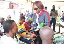 CSR: Ikeja Electric Donates Mosquito Nets To Mark World Malaria Day-marketingspace.com.ng