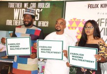 Desmond Elliot, Mercy Aigbe To Champion Campaign Against Widows' Maltreatment-marketingspace.com.ng