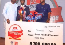 Winners Emerge from PZ Cussons Chemistry Challenge-marketingspace.com.ng