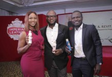 PZ Cussons Launches Imperial Leather Deodorant Body Spray In Lagos-marketingspace.com.ng