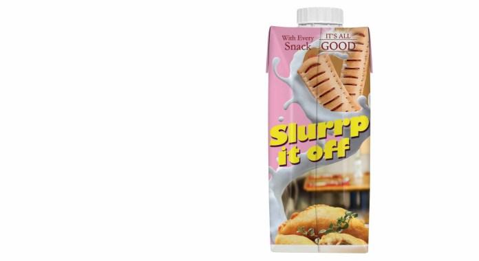 "Hollandia Yoghurt Introduces ""Slurp It Off"" - Healthy Snack Companion For Consumers-marketingspace.com.ng"