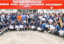 NCDMB Lauds Nigerdock As 49 Vocational Trainees Graduate From Training Academy-marketingspace.com.ng