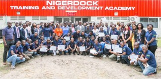 NCDMB Lauds Nigerdock As 49 Vocational Trainees Graduate From Training Academy-marketingspace.com.ng