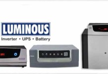 Luminous Inverters Introduces Affordable, Flexible Payment Plan-marketingspace.com.ng