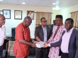 We Are Committed To Supporting Sustainable Anti- Drug Campaigns On Our Campuses- FUOYE VC-marketingspace.com.ng