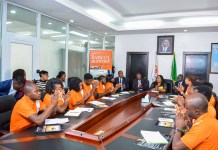 SIFAX Group Boss Shares Business Tips With Next Titan Contestants-marketingspace.com.ng