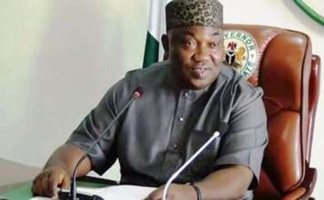 Governor Ifeanyi Ugwuanyi Wins Most Efficient Governor of the Year Award-marketingspace.com.ng