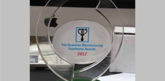 Chi Limited Honoured At 2017 Guardian Manufacturing Excellence Awards-marketingspace.com.ng