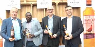 Premium Spirits Nigeria Partners Edrington, Expands Market Frontiers-marketingspace.com.ng