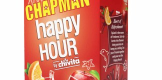 Chapman Happy Hour Builds Affinity Through Distinct Refreshment Naija Style-marketingspace.com.ng