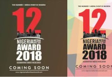 12th Media Niteout Awards Holds September 23-marketingspace.com.ng