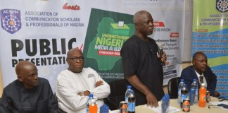 ACSPN Task Communication Professionals, Political Parties On Issue-Based Election Campaign Messages-marketingspace.com.ng