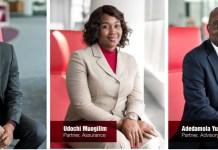 PwC Nigeria Admits Three New Partners-marketingspace.com.ng
