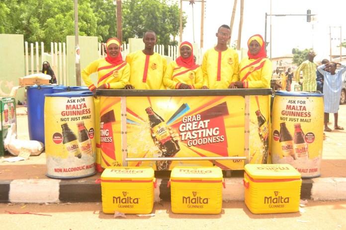 Durbar: Malta Guinness, Official Malt Drink In Sokoto, Zaria-marketingspace.com.ng