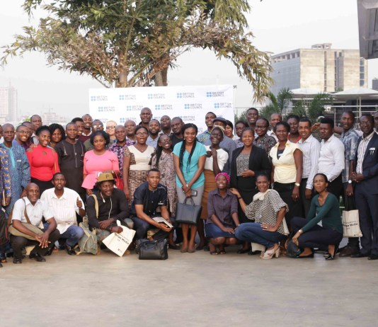 British Council Nigeria Hosts The Second Edition Of The Capacity Building Workshop For Journalists In Lagos.-marketingspace.com.ng