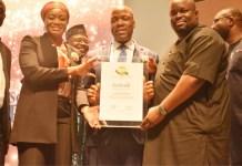 Ecobank Wins CBN/NIBSS Award For Data Integrity-marketingspace.com.ng