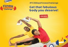 Three Crowns Milk Commences 30 Days Fitness Challenge For A Great Heart - marketingspace.com.ng