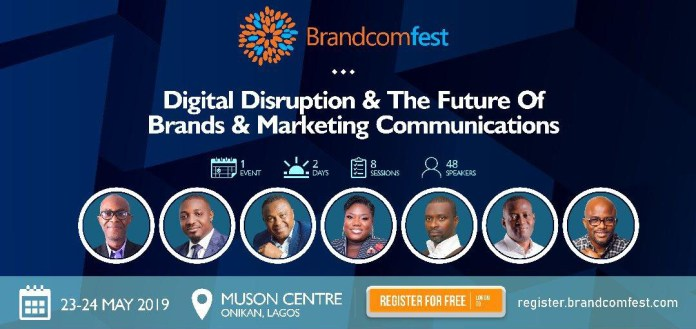 Brand Communicator Set To Organise Brandcomfest In Lagos-marketingspace.com.ng
