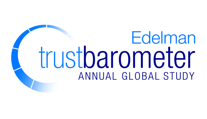Chain Reactions To Unveil 2019 Edelman Trust Barometer Report In Nigeria-marketingspace.com.ng