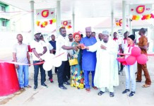 Fatgbems Petroleum Commissions New Retail Outlet At Abule-Egba In Lagos-marketingspace.com.ng