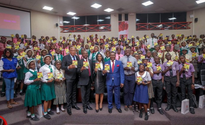 UBA Foundation Celebrates International Day Of The African Child, With Special Reading, Mentoring Sessions-marketingspace.com.ng