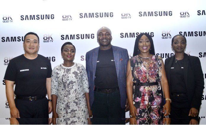 Samsung Unveils 2019 QLED TV Line In Nigerian Market-marketingspace.com.ng