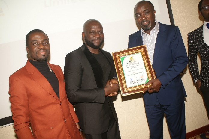 2019 West Africa Innovation Awards Honours Top Brands, CEOs-marketingspace.com.ng