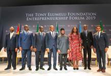 African Presidents, Global Leaders Tackle Job Creation, Youth Empowerment At The 2019 TEF Entrepreneurship Forum-marketingspace.com.ng