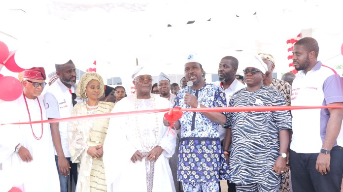 Fatgbems Petroleum Commissions Mega Retail Outlet In Abeokuta-marketingspace.com.ng