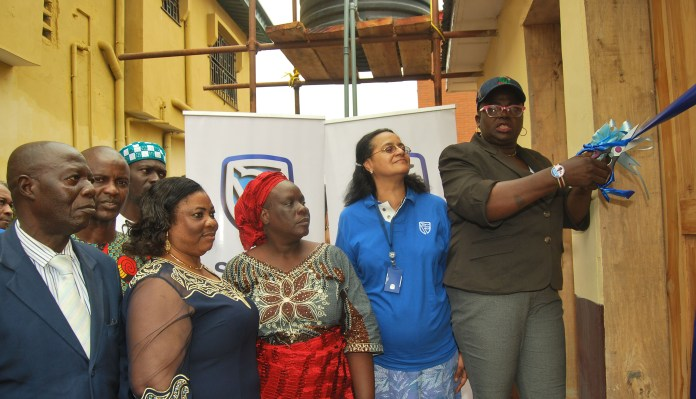 Stanbic IBTC Upgrades Infrastructure Of Lagos Primary School-marketingspace.com.ng