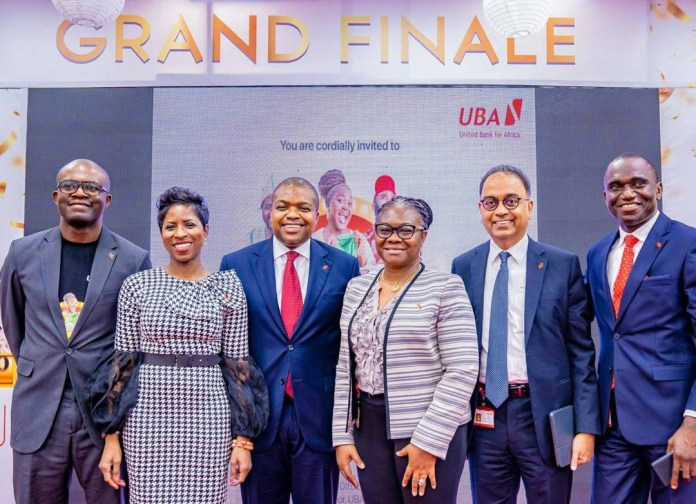 UBA Rewards 20 More Customers In Final Draw Of Wise Savers Promo As 80 Customers Win N120million-marketingspace.com.ng