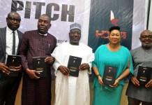Nigerians Urged To Be Culture Ambassadors At Book Launch-marketingspace.com.ng