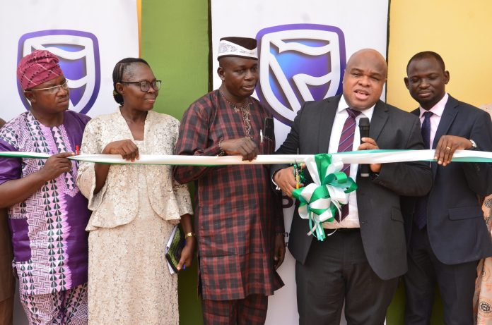 Stanbic IBTC Continues Impressive Impact In Education-marketingspace.com.ng