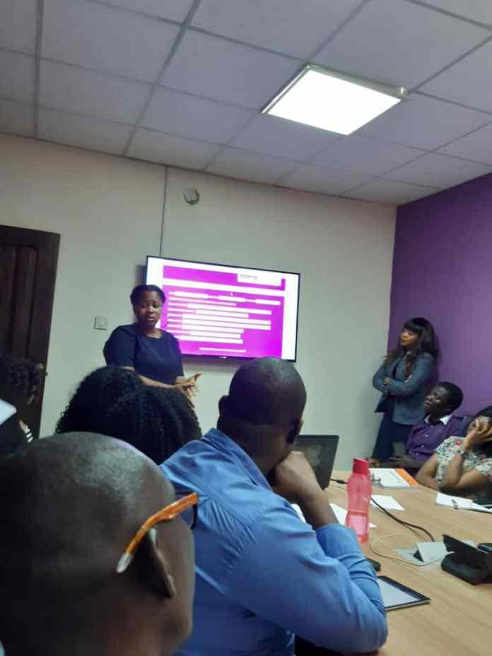 Mediacraft Associates Holds Coronavirus Awareness, Prevention Training for Employees-marketingspace.com.ng