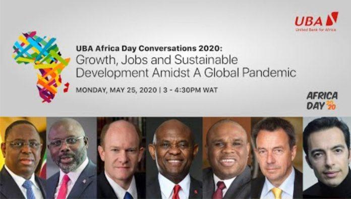 Develop Homegrown Solutions, Human Capacity and Invest in Agriculture to Rebuild Africa; Experts say at UBA Africa Day Conversations-marketingspace.com.ng