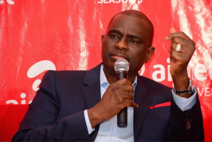 Airtel CEO, Segun Ogunsanya Named Industry Personality Of The Year-marketingspace.com.ng