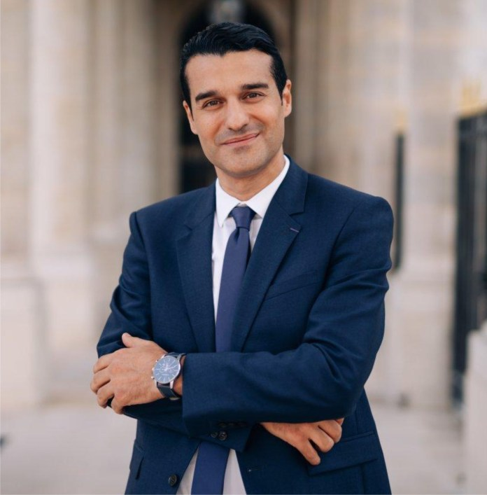 Professor Tawhid Chtioui, President & Dean Of Aivancity School For Technology, Business & Society Paris-Cachan-marketingspace.com.ng