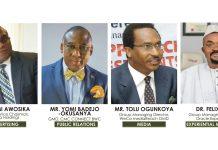 Awosika, Badejo-Okusanya, Ogunkoya, Eiremiokhae To Receive Industry's Highest Honour-marketingspace.com.ng