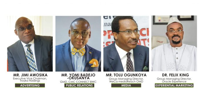 Awosika, Badejo-Okusanya, Ogunkoya, Eiremiokhae To Receive Industry's Highest Honour-marketingspace.com.ng