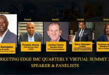 MARKETING EDGE Summit Gathers Global Audience For Brand Management In A Post-Recession Economy-marketingspace.com.ng