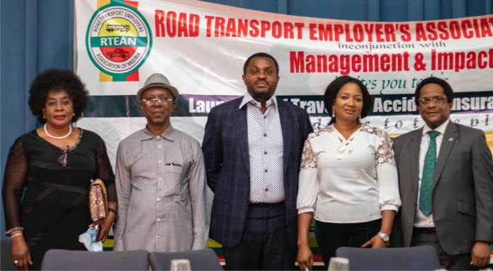 Heritage Bank Partners Road Transport Workers On Insurance Scheme For Travelers-marketingspace.com.ng