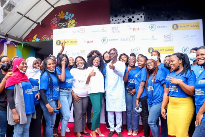 Africa Agility Concludes 2nd Edition Of The Lagos Girls In Tech Bootcamp-marketingspace.com.ng