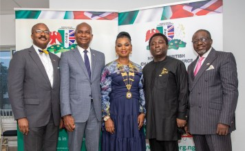 Nigerian-British Chamber Of Commerce Holds AGM, Installs New President-marketingspace.com.ng
