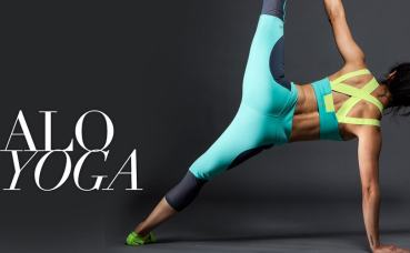 Alo Yoga focuses its tribal marketing on the elite yogi.