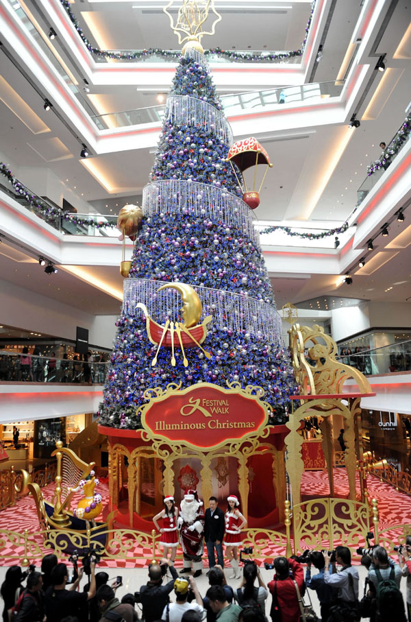 The 10 Most Unusual Christmas Trees In China Marketing China
