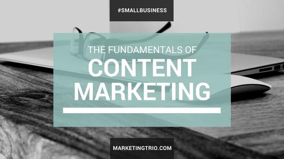 Content Marketing Blog Tips Trio Marketing